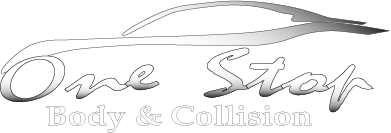 Logo of One Stop Collision and body
